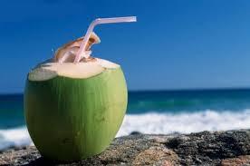 agua coco